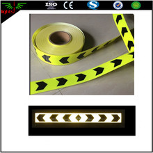 2017 China hot selling 3m retro reflective road safety reflective tape