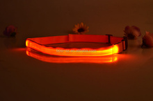 Hot sale led belts, flexible led belt, led sport belt