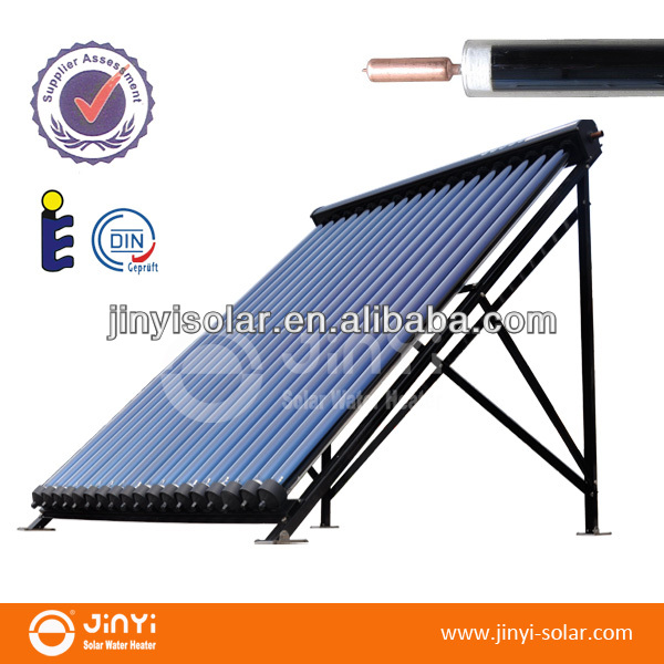 2017 New China Solar Collector With Heat Pipe Vacuum Tube