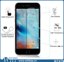 9H Cell Phone Screen Protector, for iPhone 6 Tempered Glass Screen Protector