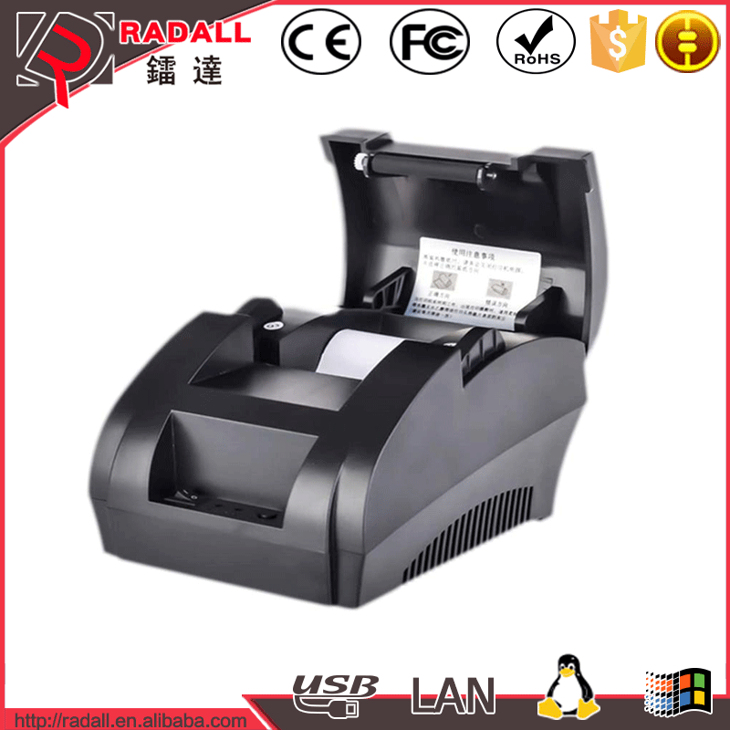 5890K cheap 58mm thermal printer mechanism thermal receipt printer