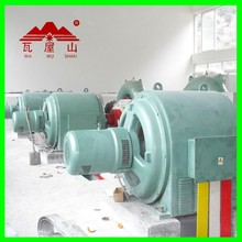 Hydroelectric turbine generator ac alternator low rpm alternators brushless generator
