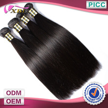Unprocessed 100% Virgin Human 6A Russian Cheap Straight Virgin Hair
