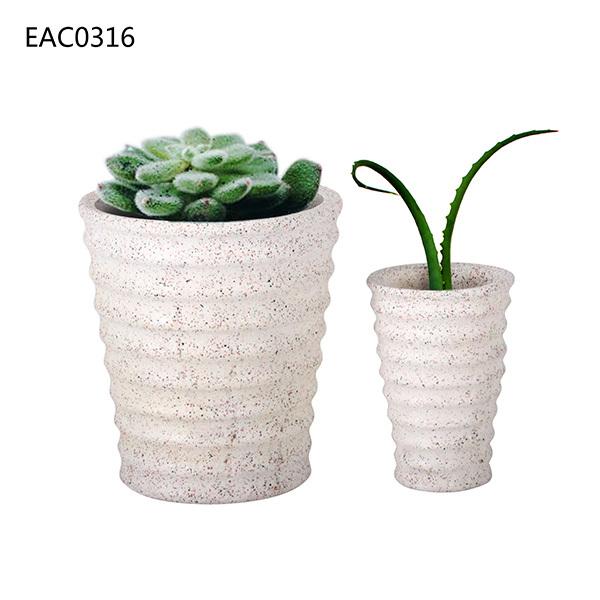Decorative Moire Surface Ceramic Handemade Concrete