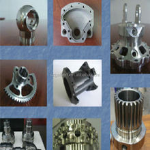 5 axis machined parts