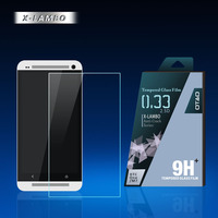 the best anti glare 9h explosion-proof tempered glass for htc desire 300 screen protector