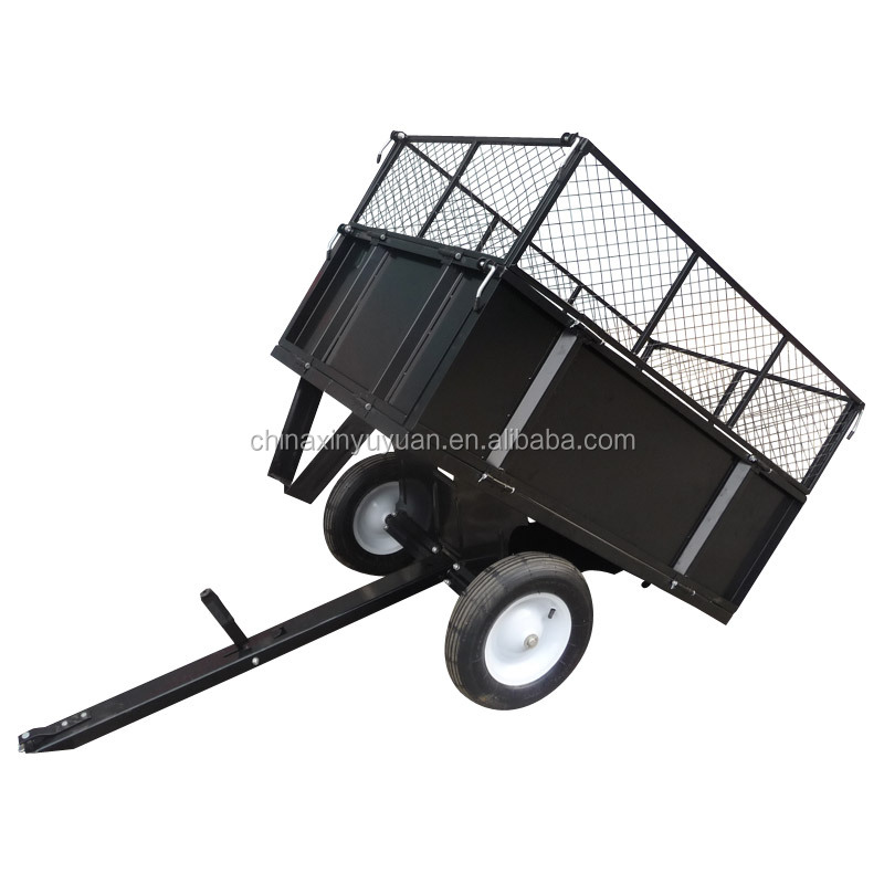 heavy duty garden dump atv cart TC3080H