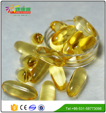 nature fish oil softgel capsule from china OEM produce in bulk