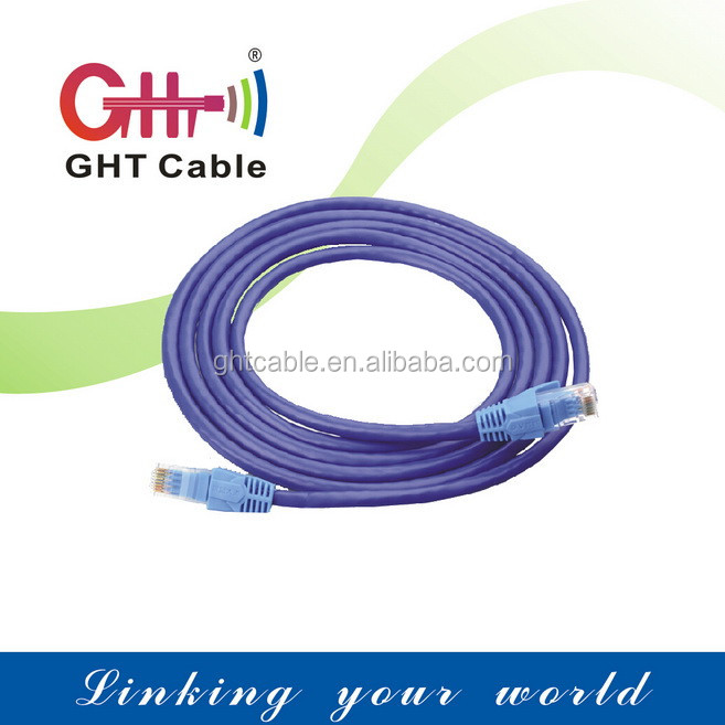 Best Price 2M UTP/FTP/SFTP Cat5e Lan Cable OFC Patch Cord Fluke Passed