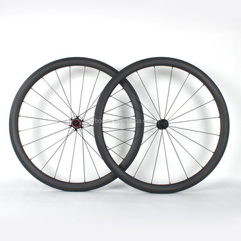 Cycling Wheelset Carbon Road Bike with Chosen Hub Carbon Wheels