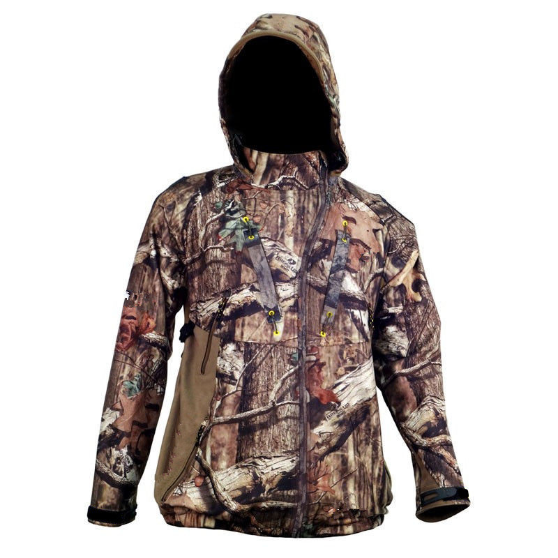 Custom european new style electric heated hunting clothing