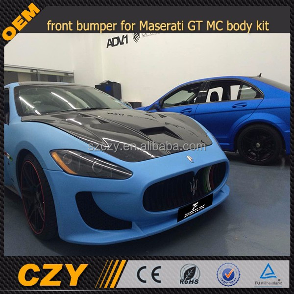 FRP Front Bumper for Maserati Granturismo GT MC Body Kit