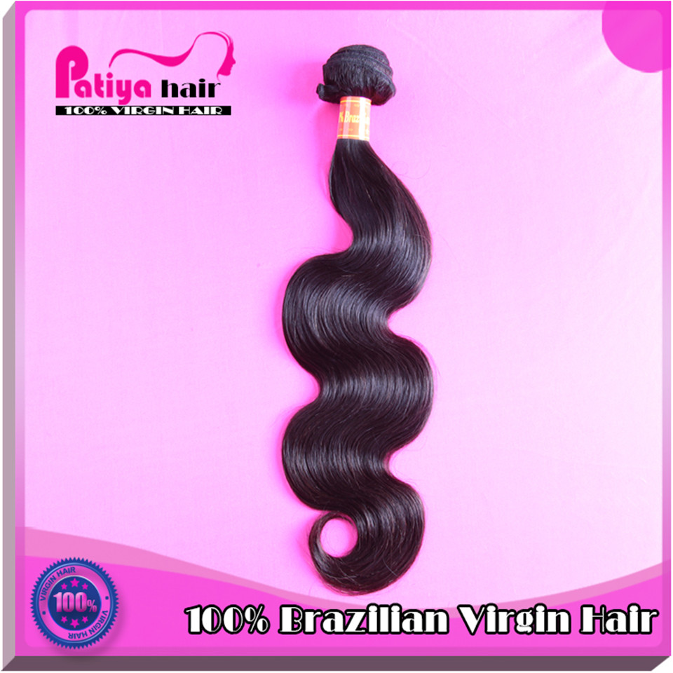 Top quality 6A 7A 8A wholesale 100% unprocessed body wave human virgin Brazilian hair 10 12 14 16 18 20 22 24 26 28 30 32 inch