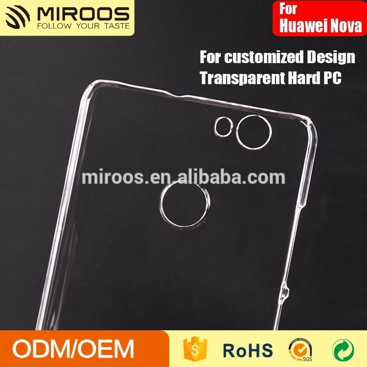 Original Germany Bayer PC Crystal Cover Mobile Phone Case For Huawei Nova