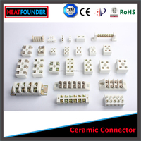 HEATFOUNDER industrial electric ceramic terminal block for wire connection