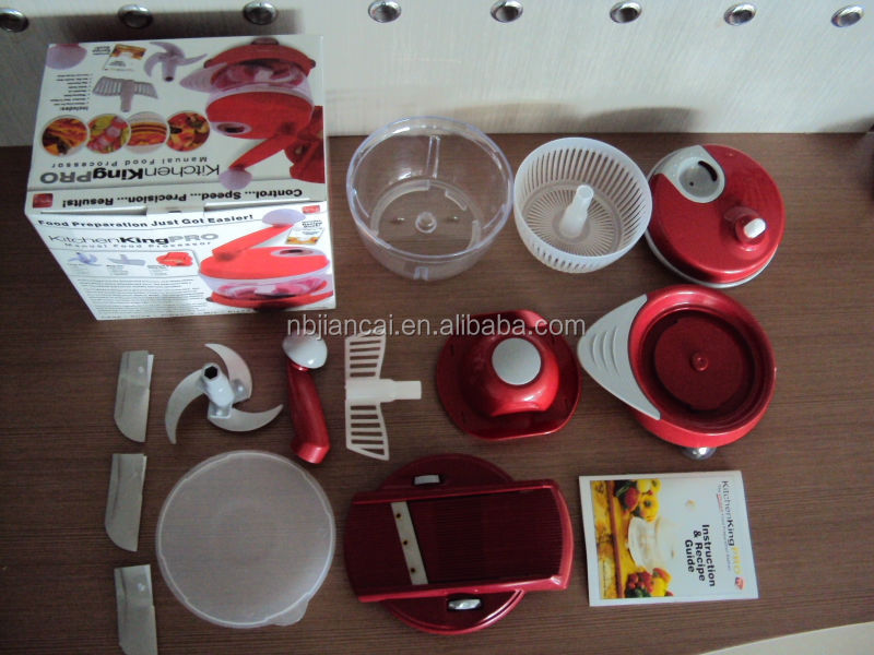 kitchen king pro slicer JC-A4A