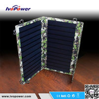 IVOPOWER New Design Most Attractive Flexible Solar Panel Charger