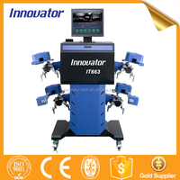 Accurate CCD laser 4 wheel alignment IT663