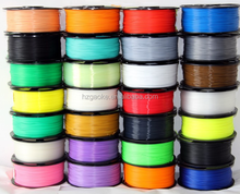 High quality industry ABS 3D Printer Filament for 3D printing