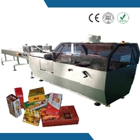 Operation specifications and all stainless steel cheese wafer carton box sealing machine