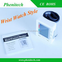 New style portable CE wrist blood pressure meter
