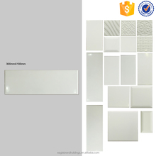 10x30 cheap bathroom wall tiles, white kitchen brick look ceramic tile