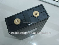 3.2V 100Ah LiFePO4 battery cells assembled for 48V 200Ah car battery(Customized)