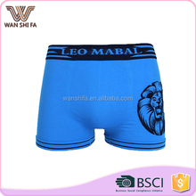 Woven shorts high quality custom printing men wearing ladies underwear