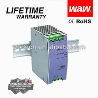 220v ac to 12v dc output 10a 120w Din rail power supply DR-120-12