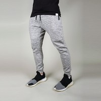 slub light weight tapered fit men gym pants
