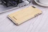 Sexy Mobile Phone Case Wooden Gun Case Nillkin Cell Phone Case for IPhone 6