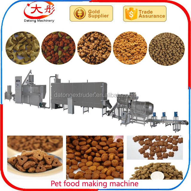 Hot sale pet dog chews gum making processing machines
