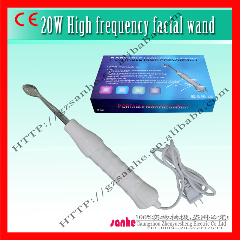 new product portable high frequency facial beauty machine