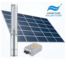 48v dc water pump Submersible Solar Pump for agriculture