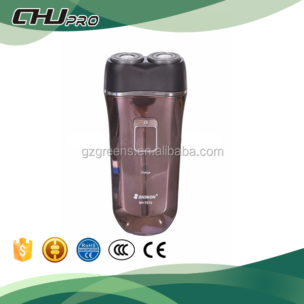 2016 most popular cordless electric balck man sharp electric shaver