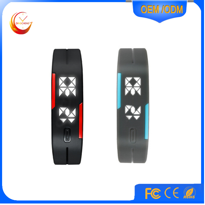 Alibaba express hot promotion giftwaterproof cold light sport watches colorful waterproof best dress watches for runner
