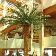 High Imitation 2.5-15 Meter Date Palm Or Artificial Coconut Tree