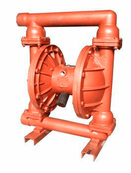 Manual air diaphragm pump