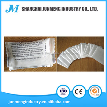 China suppliers excellent performance HDPE Strength Film for packaging metal Bags
