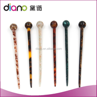 Fashion Cheap Cellulose Acetate Chinese Hair Accessories women