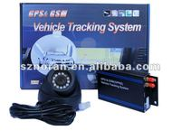Small GPS tracking device support FRID reader, camera, taximeter