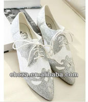 C50158S NEWEST KOREAN STYLE NET SAND PERMEABILITY LADIES FLAT SHOES