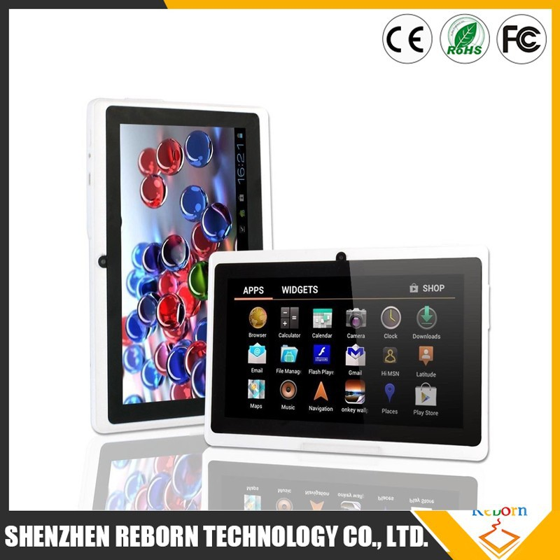 cheap 7 Inch Android Tablet pc ATM 7031 Quad Core Q88 Tablet pc