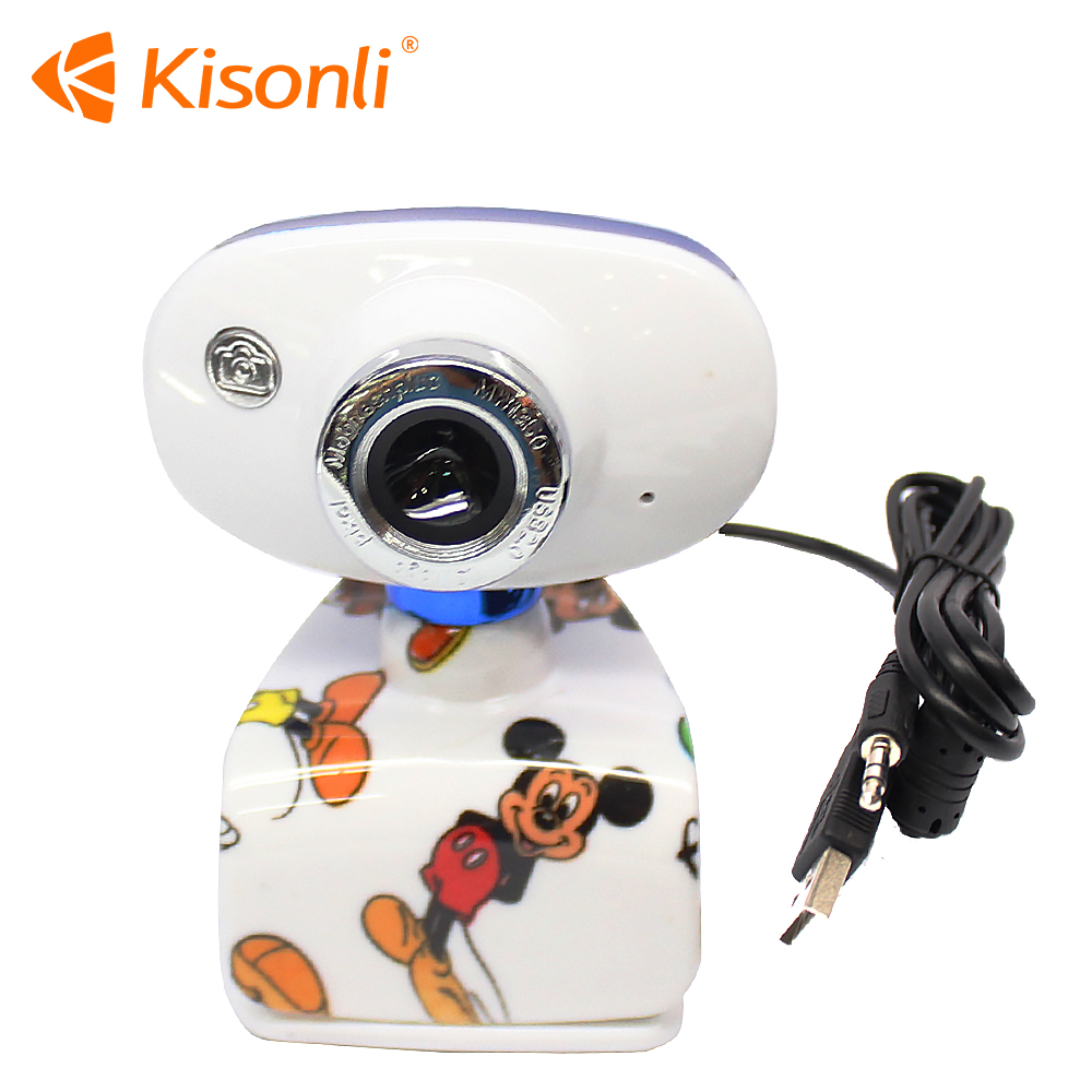 Computer accessories driver webcam usb pc camera for laptop, pc