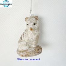China wholesale handblown glass animals from China factory
