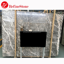cultured engineered italy grey night marble slab