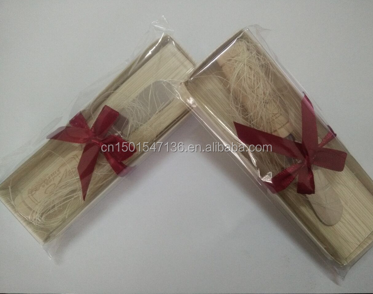 New design wood butter knife,butter spread knife for home use