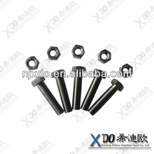 2205 2507 S32750 1.4410 high quality fastener stainless steel quick release bolt hex head bolt