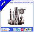 Hot Sale 7 Pieces Stainless Steel Cocktail Shaker Set luxury Bar Set