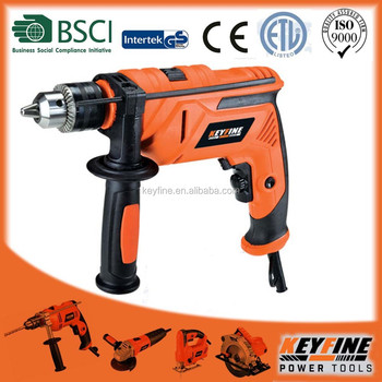Yongkang keyfine 13MM 710W buliding construction tool for impact drill